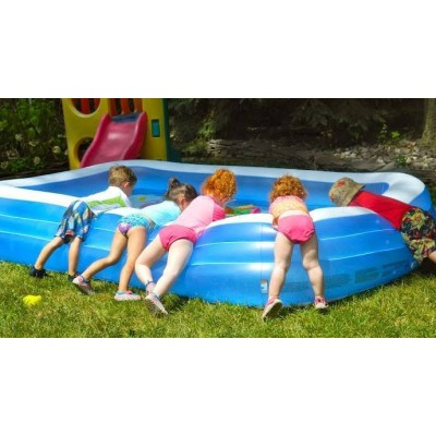 Super Family Pool - Plain (INTEX)