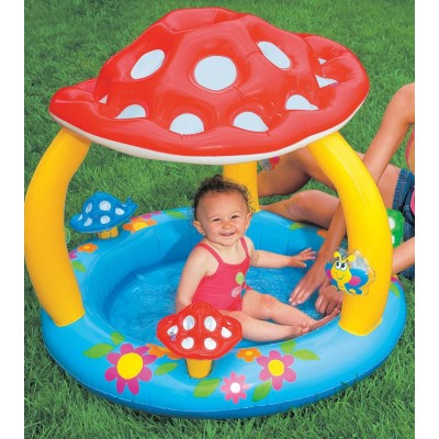 Baby Pool Red Mushroom (INTEX)