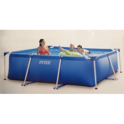 INTEX RETANGULAR FRAME POOL