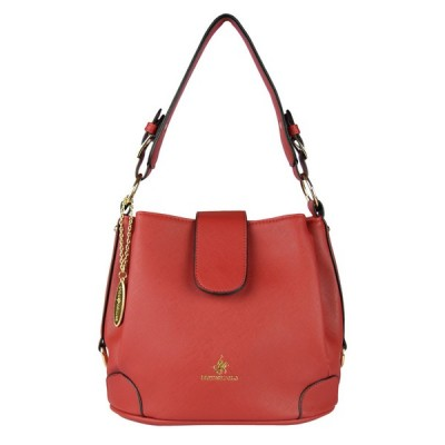 British Polo Original Classic Bucket Bag Handbag