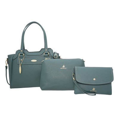British Polo Original Concentric-Bailey Handbag Set