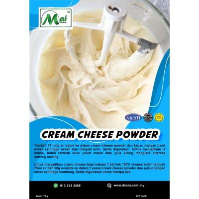 Serbuk Cream Cheese | Halal | Produk Muslim - Mai