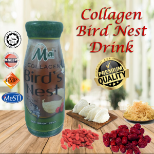 Collagen Bird Nest Drink Premium