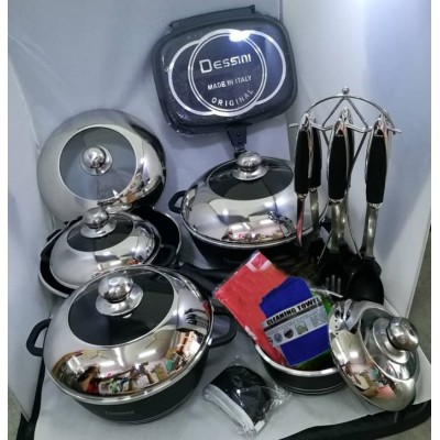 COOKWARE SET 23pcs DESSINI - 004