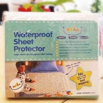 Waterproof Sheet Protector - Mini Palm