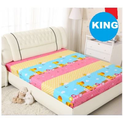waterproof bedsheet protector fitted -King