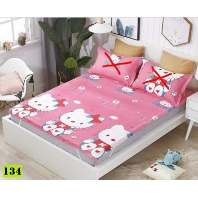 Waterproof Bedsheet Protector / Cadar Kalis Air - Single