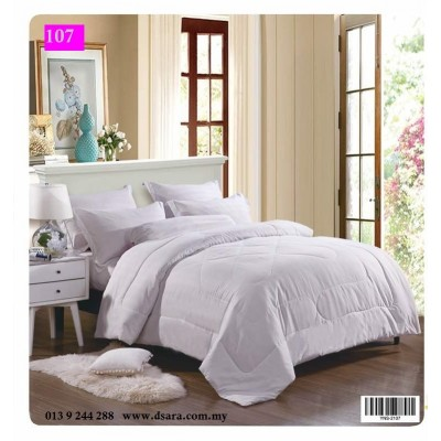 Cadar Hotel Set Comforter 7 in 1 - 107