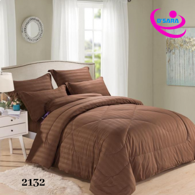 Cadar Hotel Set Comforter 7 in 1 - 2132