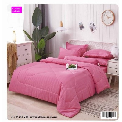 Cadar Hotel Set Comforter 7 in 1 - 122