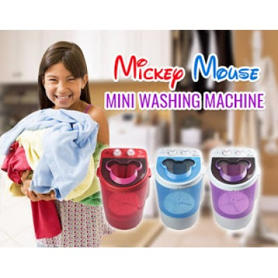 MINI WASHING MACHINE - MICKEY MOUSE