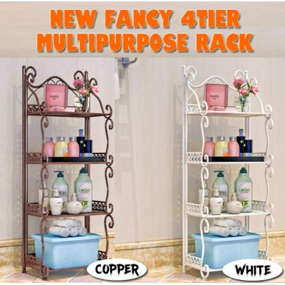 Neew fancy 4 Tier Multiurpose Rack