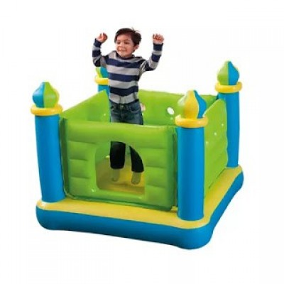 INTEX JUMP GREEN CASTLE